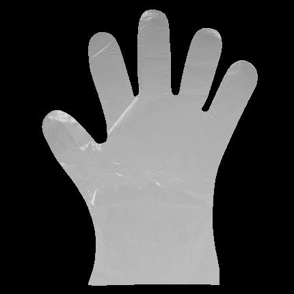 PE-Handschuhe