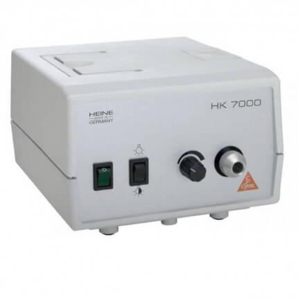 Projecteur à fibre optique HEINE F.O. HK 7000