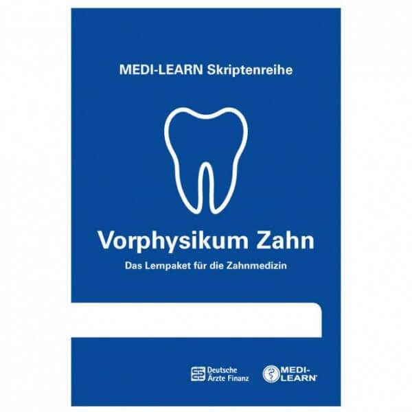Skriptenreihe: Vorphysikum Zahn