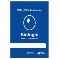 MEDI-LEARN Skriptenreihe: Biologie im Paket