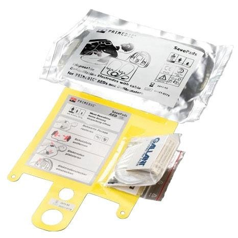SavePads für Defibrillatoren