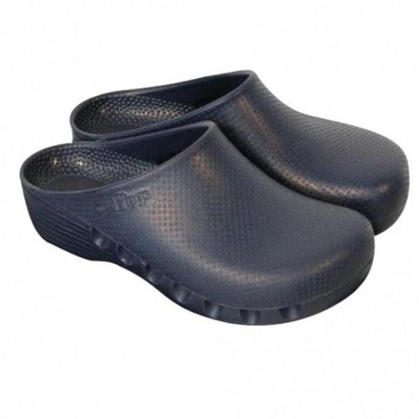 mediPlogs blaue OP-Schuhe