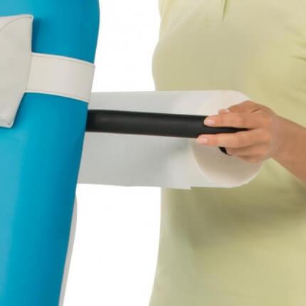 Schiebegriff mit Papierrollenhalter für Multiline Next IT Liege