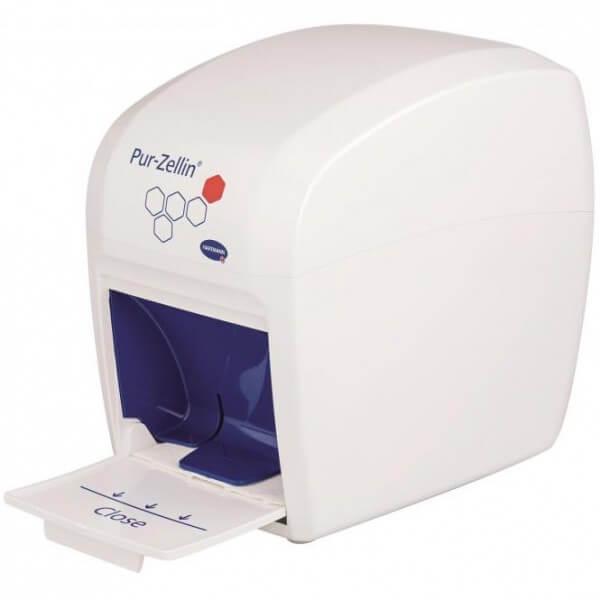 Pur-Zellin-Box Spender